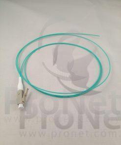 Pigtail de fibra LC/PC OM3 1m