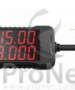 Tester para cámaras Intelbras modelo 1000 P