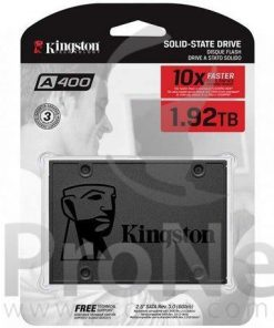 SSD 1,92 TB Kingston A400