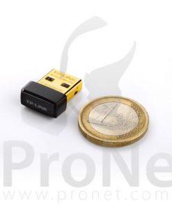 Tarjeta de red TP Link nano USB N WN725N