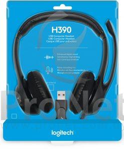Auriculares Con Micrófono Logitech H390