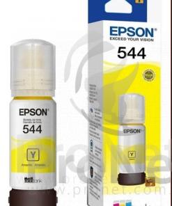 Botella de tinta Original Epson T504 Amarillo