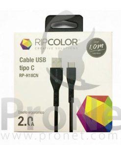 Cable USB Tipo C 1 Metro De Largo
