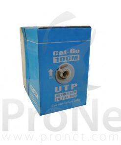 Cable UTP Cat6E 100 metros NRG+
