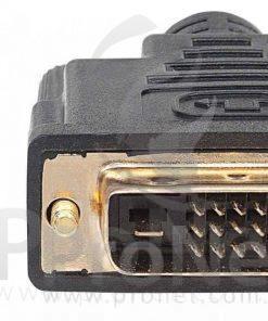 Cable mini DiplayPort a DVI 24+1