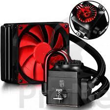 Captain 120EX Liquid cooler