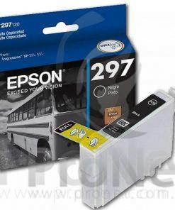 Cartucho Original Epson T297 Color Negro