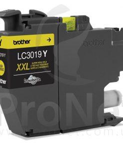 Cartucho de tinta Brother LC3019Y XXL amarillo
