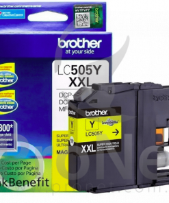 Cartucho De Tinta Brother LC505Y XXL Amarillo