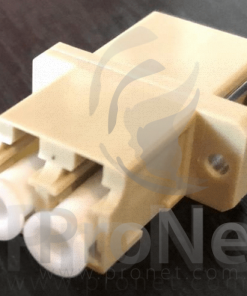 Cupla fibra optica LC duplex