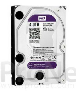 Disco Duro Western Digital Purple 4TB