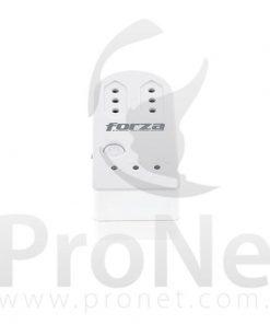 Protector de Voltaje Forza FVP-1202B-C
