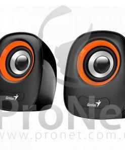 Parlante Genius SP-Q160 USB Naranja