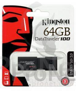 Kingston 64Gb DataTraveler G3