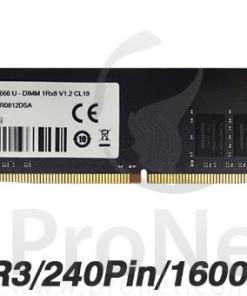 Memoria 4G DDR3 1600Mhz DIMM para PC