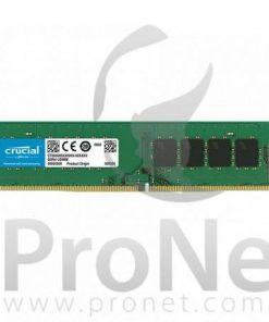 Memoria RAM Crucial DDR4 16GB 2666MHz