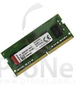 Memoria SO-DIMM 8GB DDR4 2666 MHZ Kingston