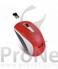 Mouse Genius NX-7010 Inalámbrico Rojo