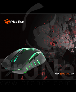 Mouse y pad mouse gamer Meetion MT-C011