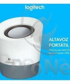 Parlante Portable Logitech Z51