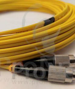 Patch Cord Fibra Monomodo FC 8 Metros