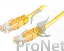 Patch cord cat6 2 metros amarillo
