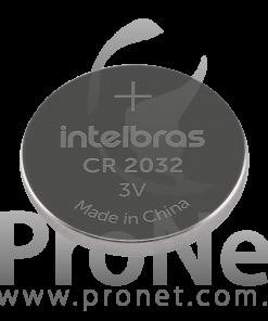 Pilas Intelbras CR2032