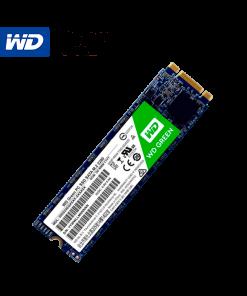 SSD WD Green M2 2280 480 Gb