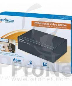 Splitter VGA 2 Puertos 1920x1080