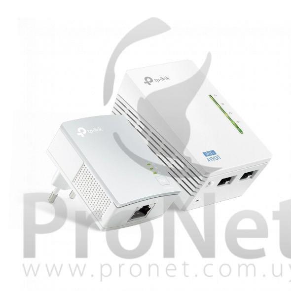 Powerline WiFi AV600 300 Mbps TL-WPA4220KIT