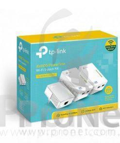 Powerline Tp-Link WiFi AV600x3