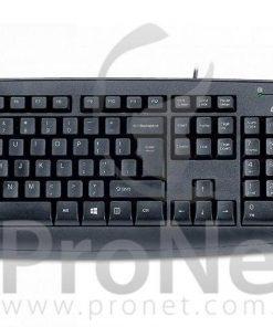 Combo teclado y mouse USB KM-130 Genius