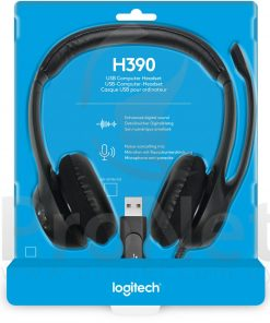 Auricular Vincha USB Logitech H390