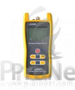 Medidor de potencia para fibra optica JW3208
