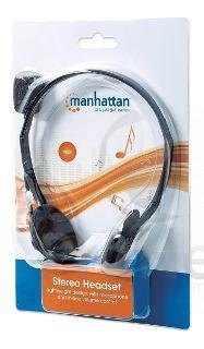 Auricular Vincha manhattan c/mic