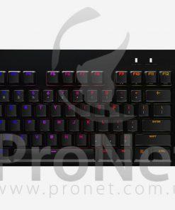 Teclado mecánico gaming Logitech G Pro X