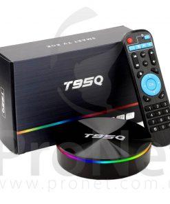 TV box T95Q con Andriod
