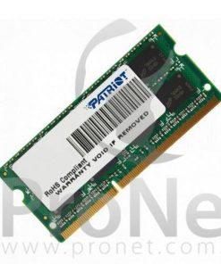 SO-DIMM 4GB DDR3 1600 MHz Patriot