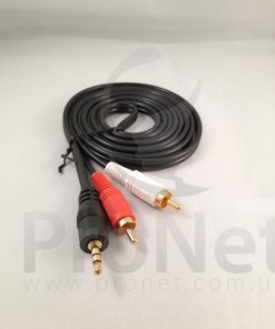 Cable aux a stereo